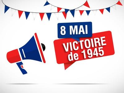 8 mai victoire de 1945